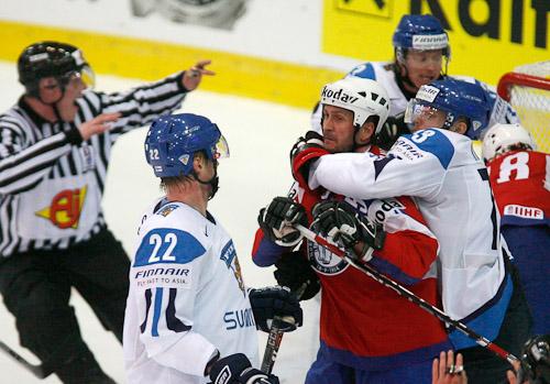 Канада  Россия Новая серия Хоккей  Чемпионат мира